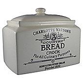 Henry Watson Pottery Charlotte Watson Rectangular Bread Crock
