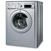 Indesit IWDE 7125 S Freestanding Washer Dryer 70 Kg 1200 rpm B Silver