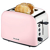 Breville VTT539 2 Slice Toaster - Strawberry