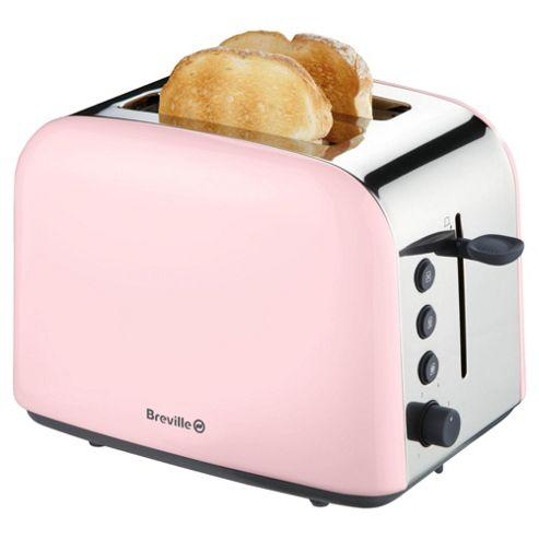 buy breville vtt539 2 slice toaster strawberry from our. Black Bedroom Furniture Sets. Home Design Ideas