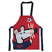 Maisy Mouse Wipe-Clean Kid's Apron