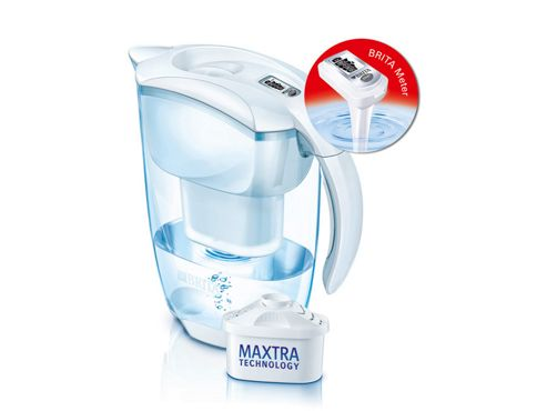 Brita Elemaris Cool Water Filter White