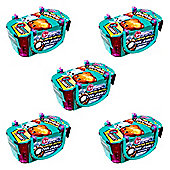 Series 3 Shopkins 2 Pack (5x Packs Supplied)