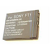 Inov8 B1284 Digital Camera Battery for Sony NP-FT1