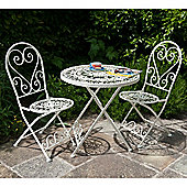 Lavenham Cream Bistro Set