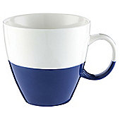 Tesco Blue Dipped Mug Single
