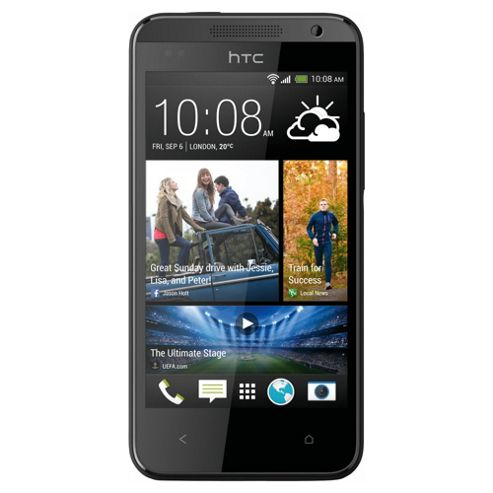 Tesco Mobile HTC Desire 300 Black