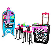 Monster High Social Spots Creepateria Set