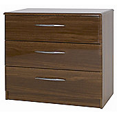 Alto Furniture Visualise Murano 3 Drawer Chest