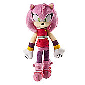 Sonic Boom Amy Soft Toy
