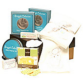 twin babies gift basket (TN03)