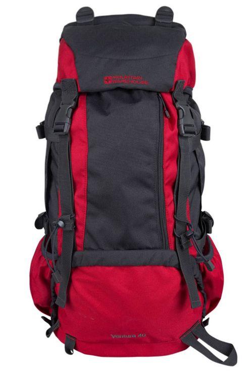 Ventura 40L Medium Rucksack Backpack Back Pack Bag