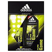 Adidas Pure Game Duo Gift Set