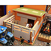 Brushwood Bt8900 Bull Pen - 1:32 Farm Toys