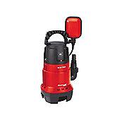 Einhell GH-DP 7835 Dirty Water Pump 780 Watt 15,700lph 240 Volt