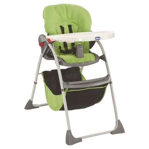 Chicco Happy Snack Highchair, Green