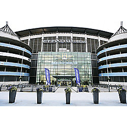 Adult Tour of Manchester City Stadium for Two
