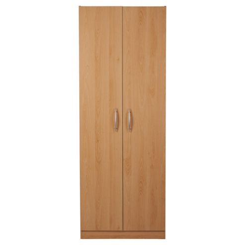 Ashton Double Wardrobe, Beech