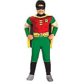 Muscle Chest Robin Costume - Small