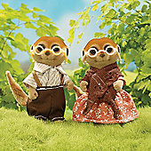 Meerkat Grandparents - Sylvanian Families Figures 4407