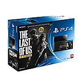 Sony PS4LASTOFUS-DAY1 pLAYSTATION 4 Game Console with Day 1 Edition The Last of Us Remastered