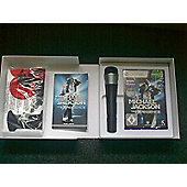Michael Jackson Experience Microphone - Xbox-360