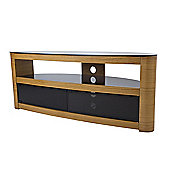 AVF Burghley FS1250 Oak TV Stand