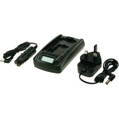 DR5500-UK Duracell Ultra Fast Battery Charger