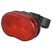 Activequipment 3-Function LED Rear Bike Light