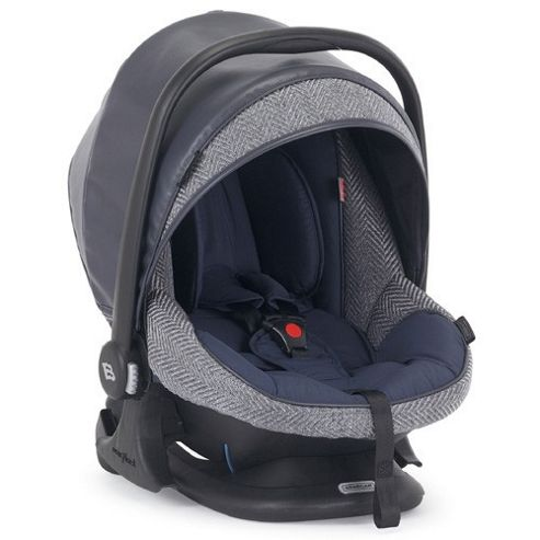 Bebecar Prive Glamour Easy Maxi ELs Car Seat (Steel Blue)