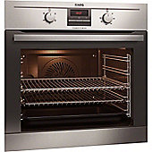 AEG BE2003021M Electric Single Oven in Stainless Steel A energy rating