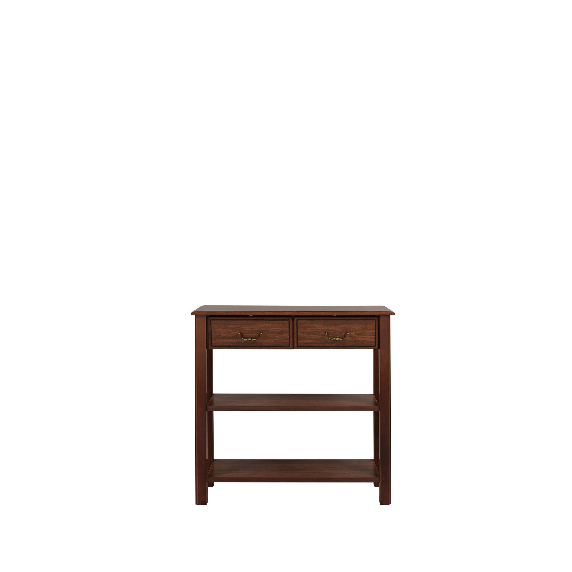 Caxton Byron Console Table in Mahogany at Tesco Direct