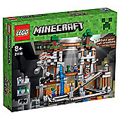 LEGO Minecraft The Mine 21118