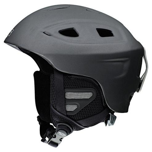 Smith Optics Venue Adult Ski Helmet Matte Graphite Medium, 55-59cm