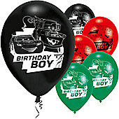 9' Disney Cars 2 Birthday Boy (6pk)