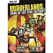 Borderlands - Game of the Year Edition (GOTY) - PC