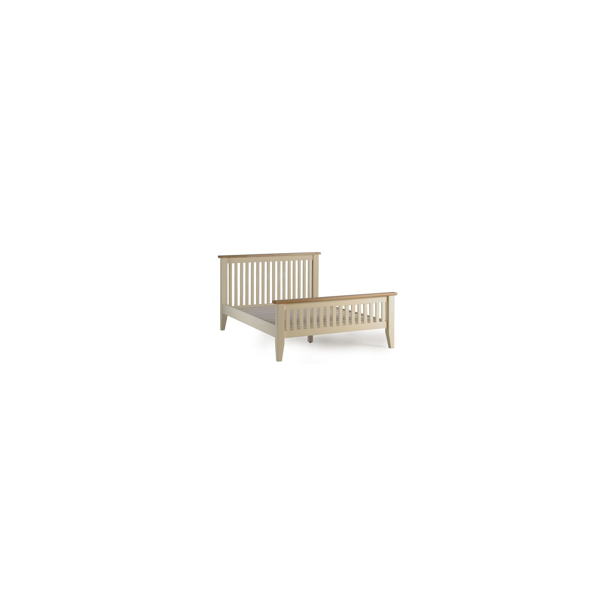 Ametis Camden Painted Bed Frame - Double at Tesco Direct