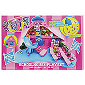 Charm U - Schoolhouse Playset and Charm Starter Set