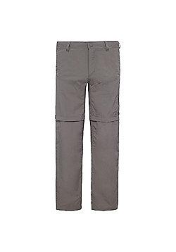 The North Face Mens Horizon Convertible Pants - Brown