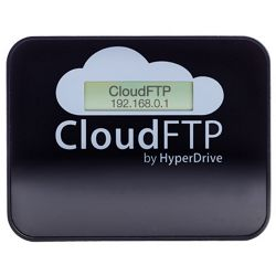 HyperDrive Cloud FTP (Black)
