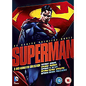 Superman Animated Collection (DVD Boxset)
