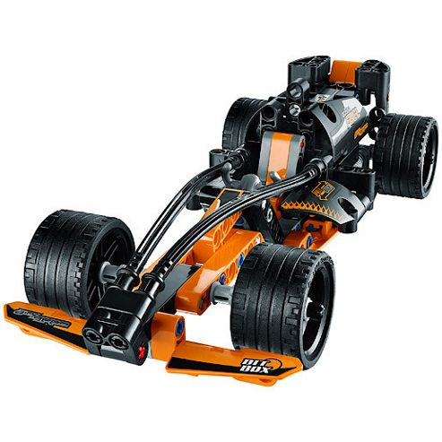 Lego Technic Black Champion Racer - 42026