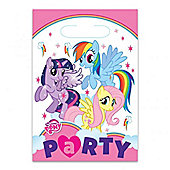 Amscan My Little Pony Loot Party Bags - Pack Of 8