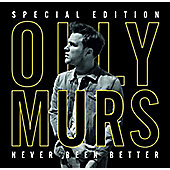 Olly Murs Never Been Better Special Edition