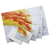 W&N - Artist Water Colour Pad A4 140lb