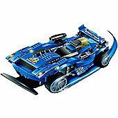 Block Tech Buildable Remote Control Crossfire Car