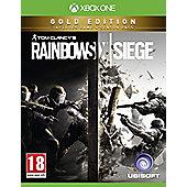 Rainbow Six Siege Gold Editon Xbox One