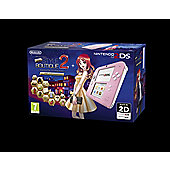 2DS Pink HW + New Style Boutique 2 (preinstalled)
