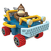 K'NEX Mario Kart 7 Donkey Kong Bolt Buggy Building Set
