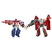 Transformers The One Shall Stand, One Shall Fall Platinum Edition Set